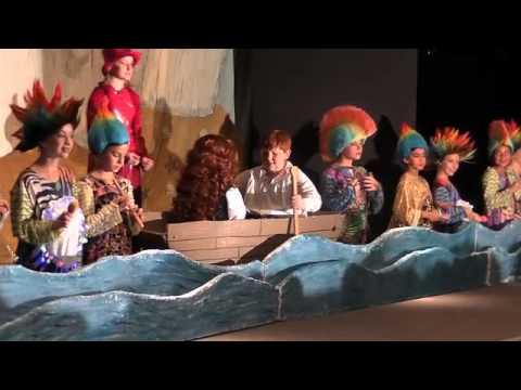 Rosedell Elementary School Drama Club Presents The Little Mermaid Junior