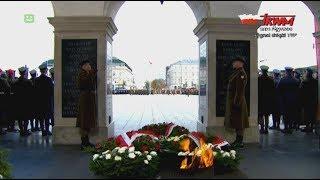 Narodowe Święto Niepodległości. Uroczystości państwowe w Warszawie