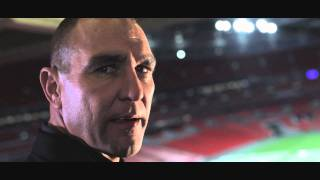 Vinnie Jones - Wembley Way