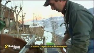 Ludovic : l'agriculteur de montagne - La Quotidienne la suite