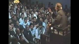Majlis Sham-e-Ghariban 2005 - Allama Talib Johri  Part-1