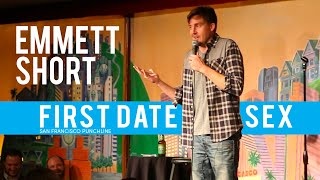 Dating Advice - Standup Comedy - Emmett Short @ The Punchline SF