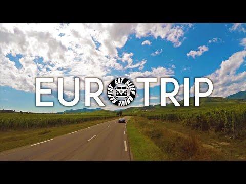 Eurotrip (2/2) - Serbia, Hungary, Czech Republic, France & Sziget Festival 2017