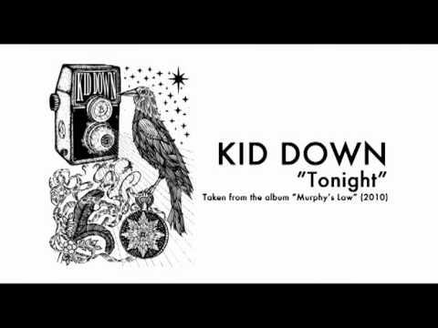"""KID DOWN """"Tonight"""" (new single)"""