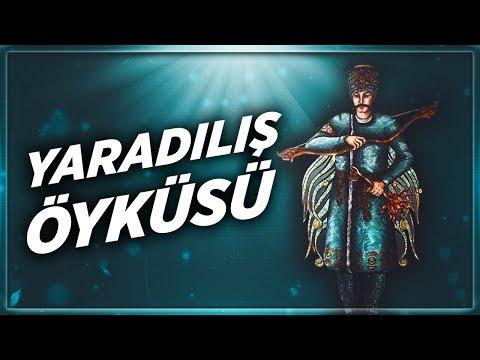Türk Mitolojisi | Yaratılış Öyküsü