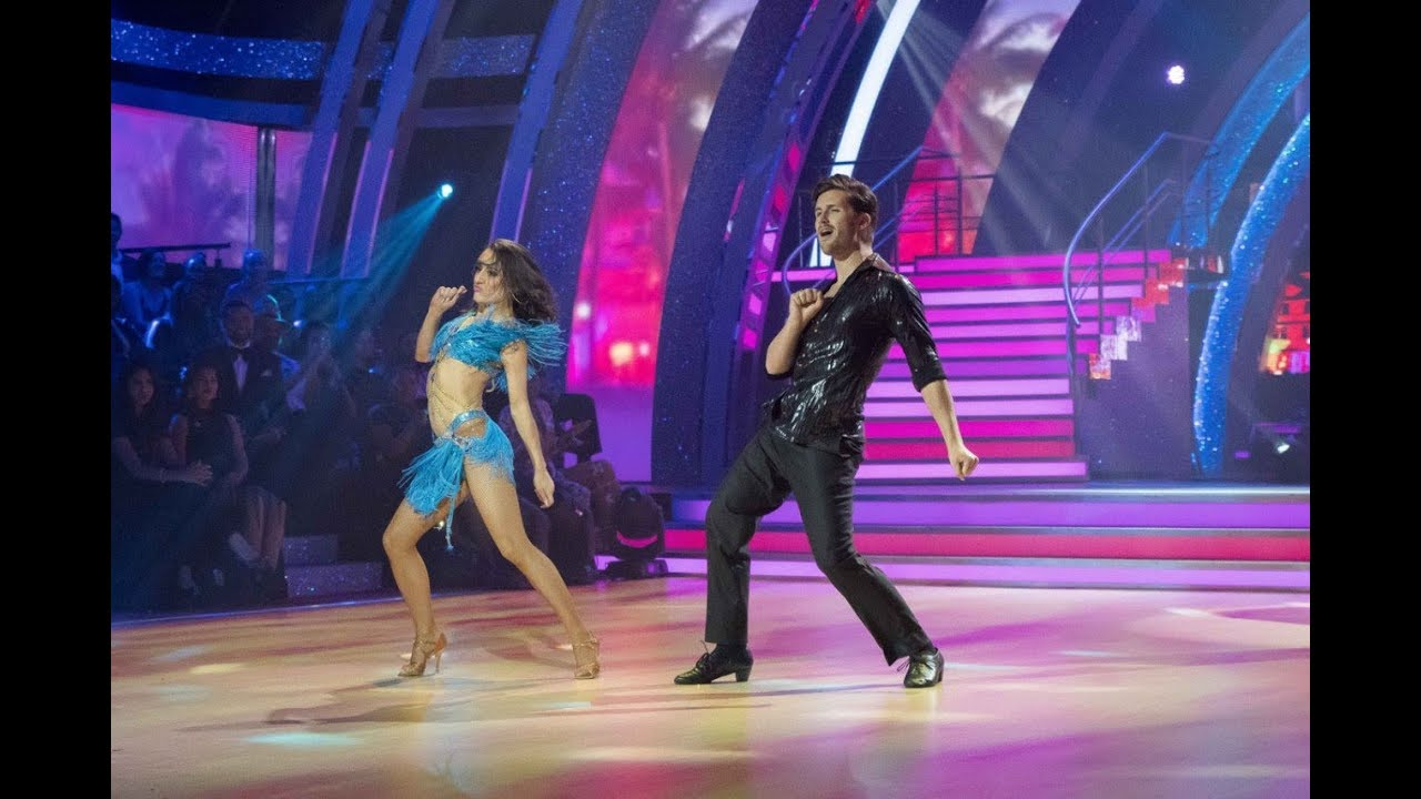 Connell and Marcella's - Cha​ ​Cha Cha - Dancing with the Stars South Africa Week 1