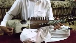 Best Rabab Pakistani National Anthem By {Gull Ustad}