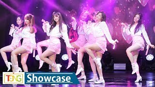 fromis_9(프로미스나인) 'DKDK'(두근두근) Showcase Stage (쇼케이스, To. Day, IDOL SCHOOL, 아이돌학교) - Stafaband