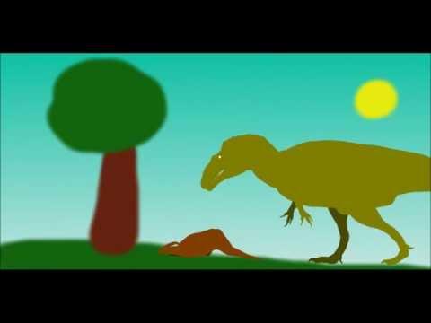 Acrocathosaurus vs Tarbosaurus