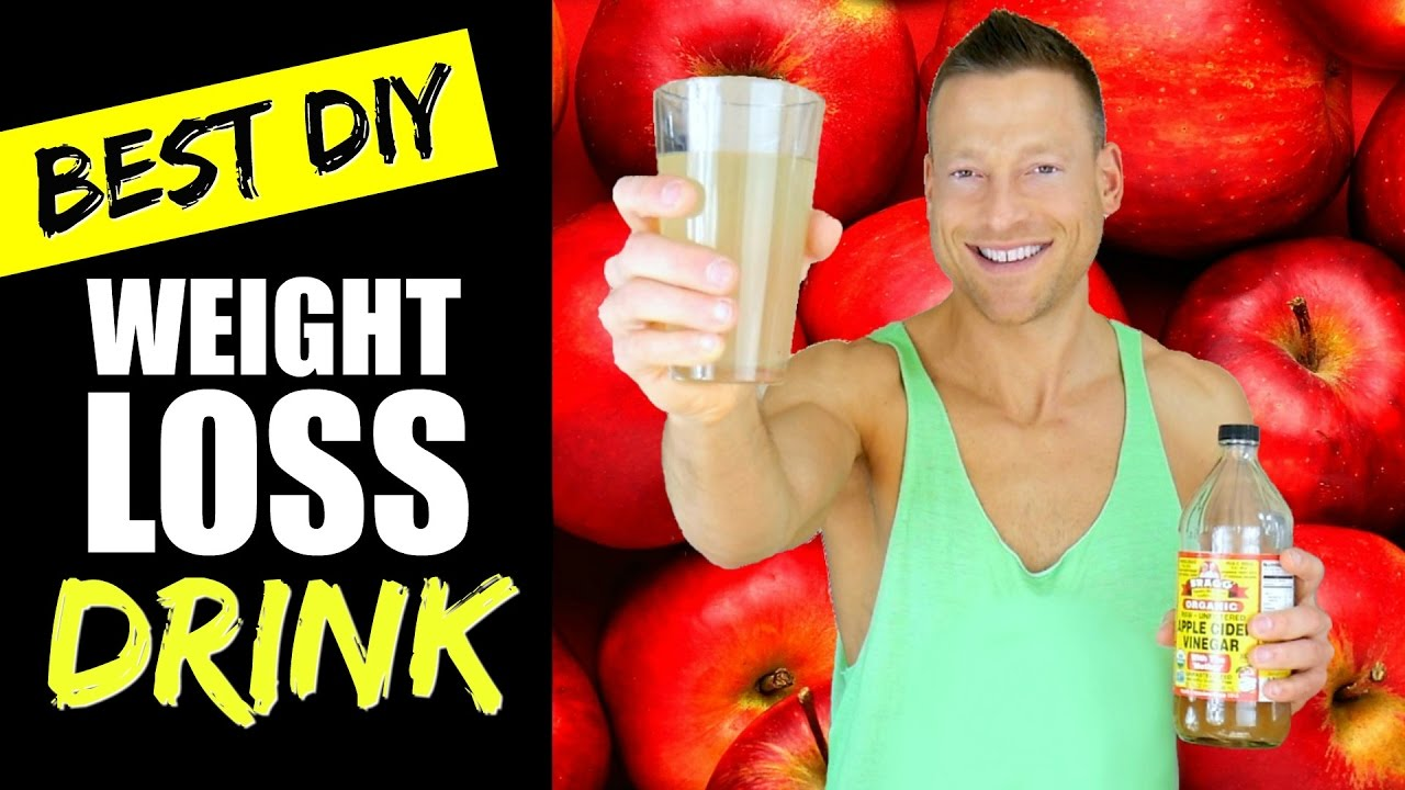 BEST APPLE CIDER VINEGAR WEIGHT LOSS DRINK | Apple Cider ...