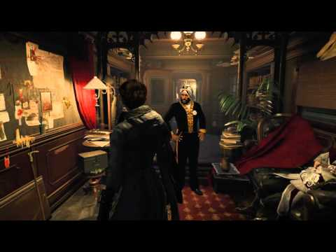 Assassins Creed Syndicate The Last Maharaja - Duleep Singh Thanks Evie & Jacob Frye End Sequence