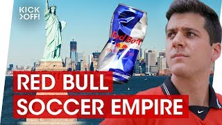 How Red Bull took over my soccer club - the Energy Drink Empire