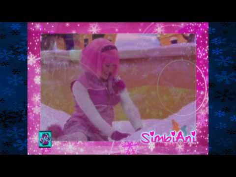 #LazyTown - When the Snow Comes Down - fanvid by SimbiAni (2008)