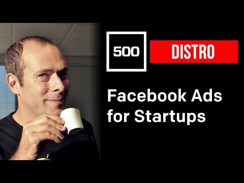 Facebook Ads for Startups with AdEspresso