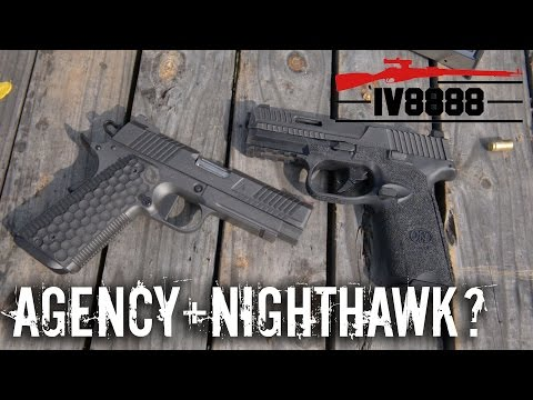 New for 2017 from Agency Arms and Nighthawk Custom