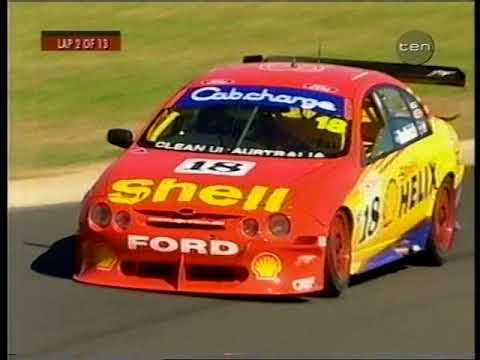 2000 Shell Championship Series | V8 Supercars | Round 4 | Eastern Creek