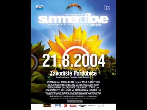 Corvin Dalek - Live at Summer of Love 2004
