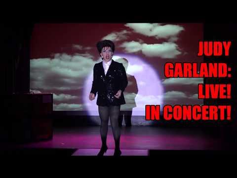 Judy Garland Live in Concert starring award-winning Tribute Artist Peter Mac