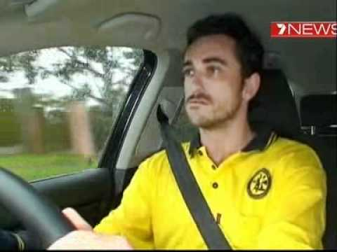 Seven News covers Western Sydney carpooling project