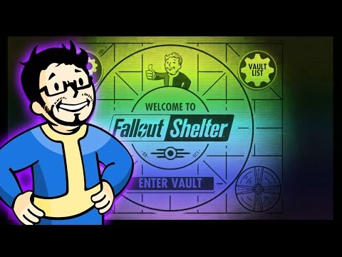 I MUST CARE FOR MY NEW PEOPLE! | Fallout Shelter (App Game)