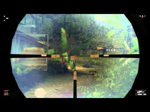 Hitman Blood Money A Vintage Year (PRO,SA,SO) Sniper Only |