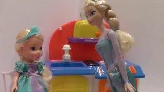 видео Куклы Эльза Холодное сердце / Frozen купить в интернет-магазине PrincessDisney.ru