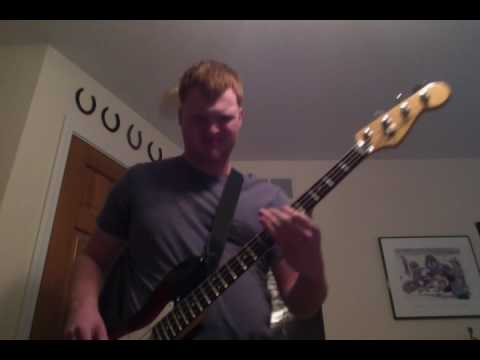 Aint Worth The Whisky Cole Swindell Bass Cover