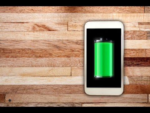 How To Get Unlimited Phone Battery Power