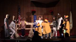 December 14, 2014 - Christmas Program - Part 1