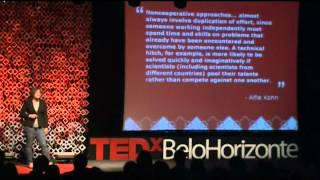 Expanding Horizons of Education: Erica Goldson at TEDxBeloHorizonte