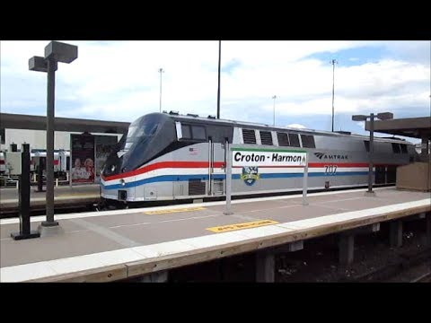 Croton-Harmon Railfanning