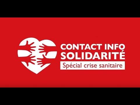 Contact Info Solidarité