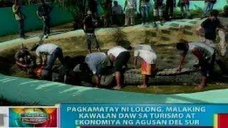 BP: Pagkamatay ni