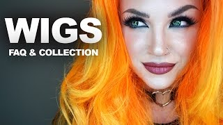 Baixar - Wigs How To Put Them On Faq Where To Get Them My Collection Grátis