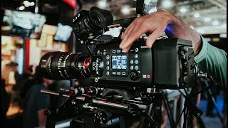 6K CAMERAS & FAVORITE TECH At NAB 2018