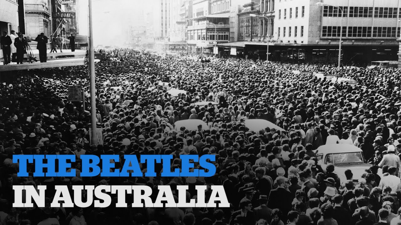 Remembering The Beatles in Australia