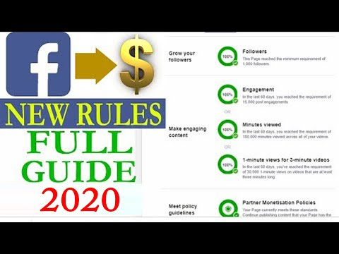Facebook Ad Break & Brand Collabs Manager Monetization Guide   2020 [Updated]