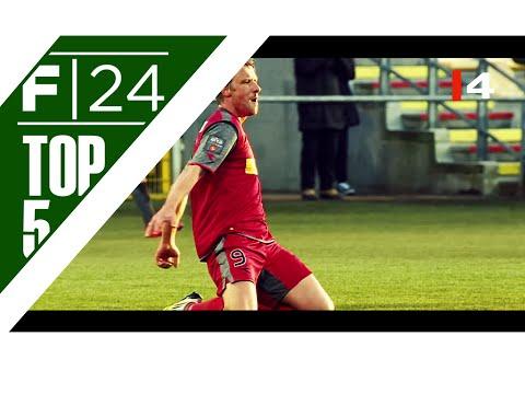 Danish Superliga: Top 5 Goals - March