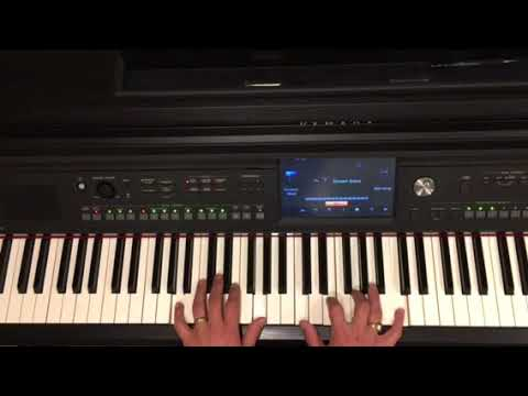 How To Play Jazz Piano via the song Stardust