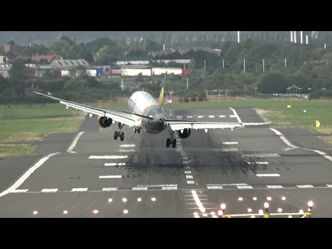 Gust and guts - another crosswind