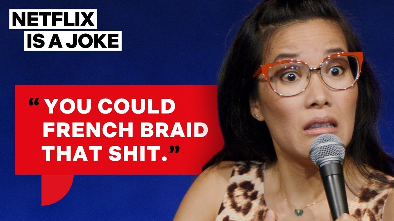 Download Ali Wong On Keeping Your Taco Intact   Netflix Is A Joke