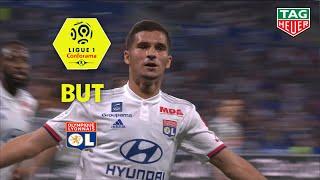 But Houssem AOUAR (11') / Olympique Lyonnais - Angers SCO (6-0)  (OL-SCO)/ 2019-20