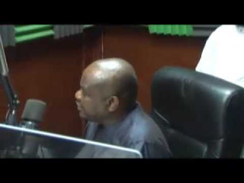 Rhythm FM Interview: Governor Wike declares commitment to the delivery of projects (Part 1)
