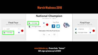 March Madness 2018 Bracket, Upsets, and Betting Advice (NCAA Basketball Tournament)