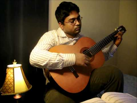 Classical guitar- 2 (Aaron Shearer)