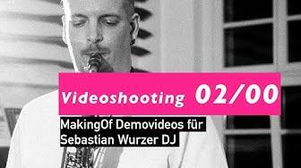 Wedding DJ & Saxophon | Sebastian Wurzer Demoshooting