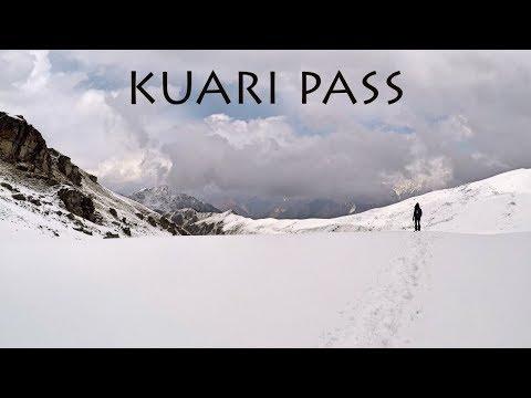 Kuari Pass | Mar 2018 | GoPro Travel Movie (HD)