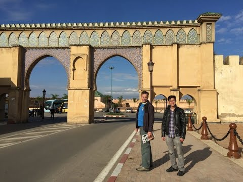 Visit Meknes: Grand Imperial City and Moulay Ismail Tomb