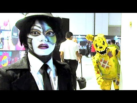 Mettaton Ex LIVE at Asia Pop Comicon 2017
