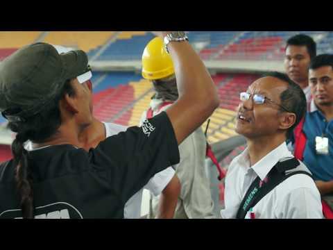 Dokumentari Penggantian Bumbung Stadium Nasional Bukit Jalil